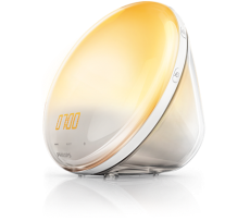 Будильник Philips Wake-up Light HF3520